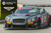 Bentley to make Blancpain GT Series Asia debut with Absolute Racing in Shanghai