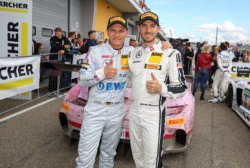 ADAC GT Masters – Edoardo Mortara et Sebastian Asch récupèrent la victoire au Sachsenring