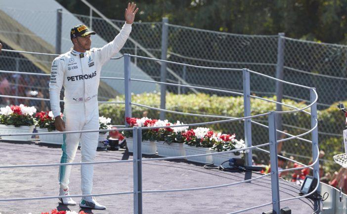 F1 – GP d'Italie: Hamilton et Mercedes battent les Ferrari sur leur terrain. Les Suisses très loin des meilleurs