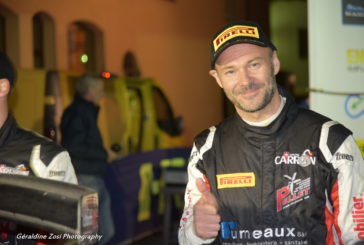 Rallye Valli Cuneesi : Carron Champion Suisse des Rallyes 2017 !