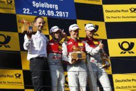 DTM – Ekström celebrates his first win of the season at Spielberg