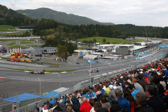 Marco Wittmann and Timo Glock finish in the top ten for BMW in Spielberg on Sunday