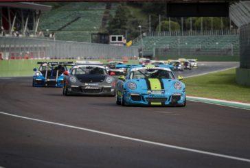 Porsche Sport Cup Suisse – Corradina opte pour les bons pneus et remporte l'épreuve d'endurance du GT3  Cup Challenge