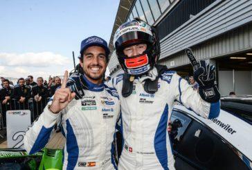 GT Open – Victoire et podium pour Philipp Frommenwiler à Silverstone