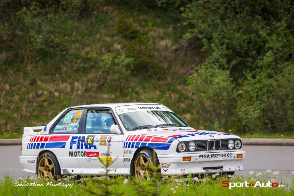 Eddy Bérard - BMW M3 (photo d'illustration)