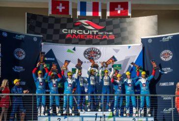 FIA WEC – Double podium à Austin pour Vaillante Rebellion !