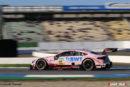 Vier Mercedes-AMG C 63 DTM beim ersten Rennen in Hockenheim in den Top-10