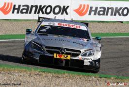 Gary Paffett beim DTM-Saisonfinale in Hockenheim auf Platz vier – Mercedes-AMG Motorsport sichert sich zweiten Platz in der Herstellerwertung