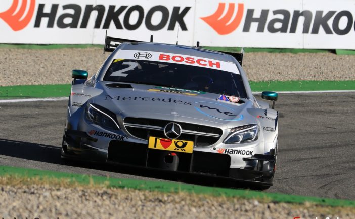 Gary Paffett fourth in DTM finale at Hockenheim – Mercedes-AMG Motorsport secure second place in the manufacturers' classification