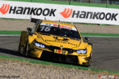 Pole position and podium for BMW driver Glock at Hockenheim – Martin and Spengler also in the top ten
