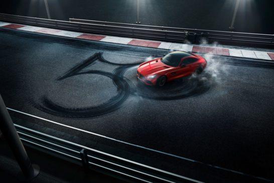 Zusatzprogramm zur Eröffnung der Sonderausstellung 50 Jahre AMG: Ein Wochenende ganz im Zeichen von Mercedes-AMG