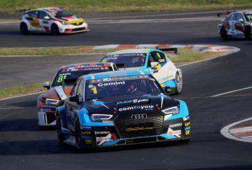 TCR – Stefano Comini perd gros, Alain Menu fait débuter la Hyundai avec brio