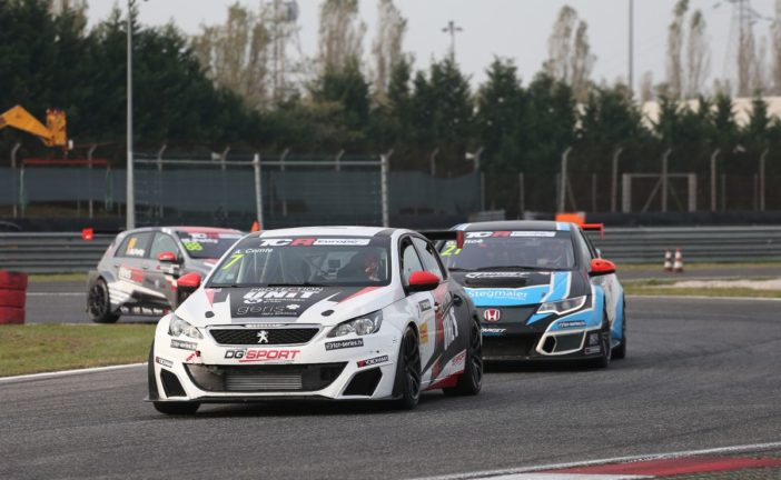 Comte grabs the TCR Europe Trophy in a Peugeot 308 –  Files (Honda) and Tarquini (Hyundai) share race victories