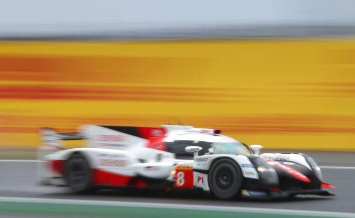 FIA WEC – Chinese Challenge for Toyota Gazoo Racing
