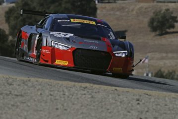 Doppelsieg für Audi bei den California 8 Hours