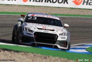 """Audi Sport TT Cup – Philip Ellis remporte le championnat, Marcel Fässler sur le podium des """"legends"""""""