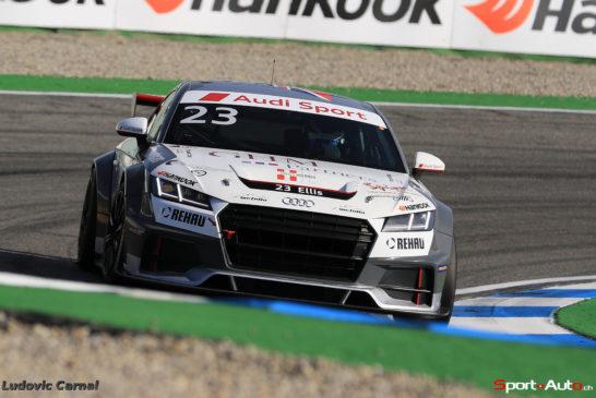 Audi Sport TT Cup – Philip Ellis remporte le championnat, Marcel Fässler sur le podium des «legends»