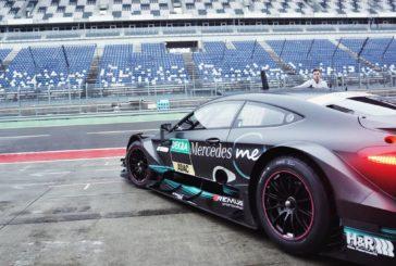 Maximilian Günther and Raffaele Marciello gain valuable DTM experience in Mercedes-AMG C 63 DTM