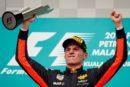 F1 – GP de Malaisie: Max Verstappen surprend les favoris et domine la course. Les Suisses hors du coup