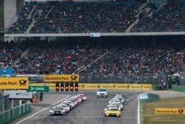 DTM startet Ticketverkauf mit Gewinnspielaktion