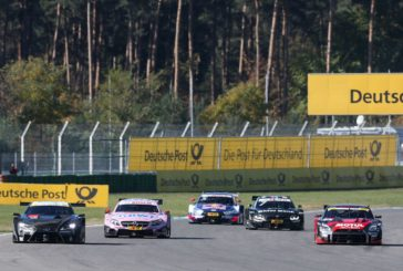 DTM return visit in Japan with three cars