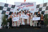Audi dominates inaugural Mazda Raceway California 8 Hours