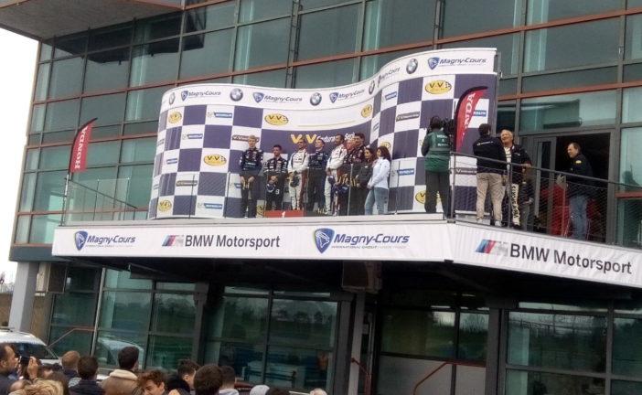 VdeV – Magny Cours: Une journée avec Lucas Légeret conclue par une belle 2ème place