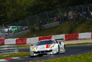 VLN – Fabio Leimer et Simon Trummer sur la Ferrari du team Octane 126 AG