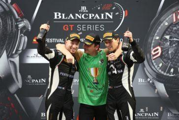 Lamborghini et le Grasser Racing Team remportent les Blancpain GT Series – Akka Asp remporte la finale