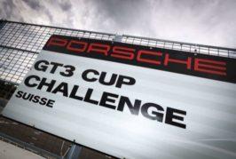 Alain Valente startete im Porsche Suisse Cup!