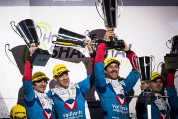 La Vaillante Rebellion #31 remporte les 6 Heures de Shanghai et prend la tête du championnat du monde LMP2