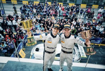 FIA GT World Cup Macau: Edoardo Mortara und Mercedes-AMG gewinnen den FIA GT3 Weltcup 2017