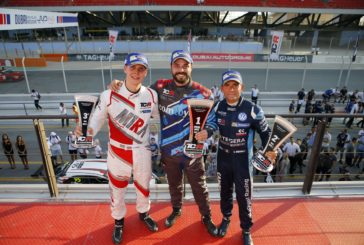 TCR – Stefano Comini won the last race of 2017 – Jean-Karl Vernay is crowned Drivers' champion
