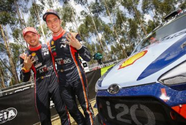 WRC – Hyundai Motorsport wraps up 2017 with Rally Australia win and double podium