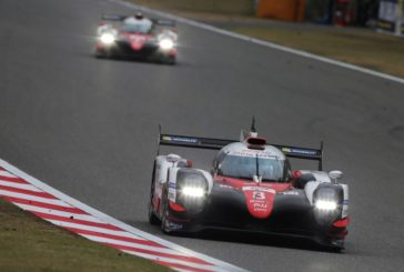 Victory in China for Toyota Gazoo Racing