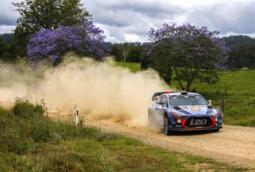 wrc – Hyundai Motorsport continues to lead Rally Australia as Neuville takes over