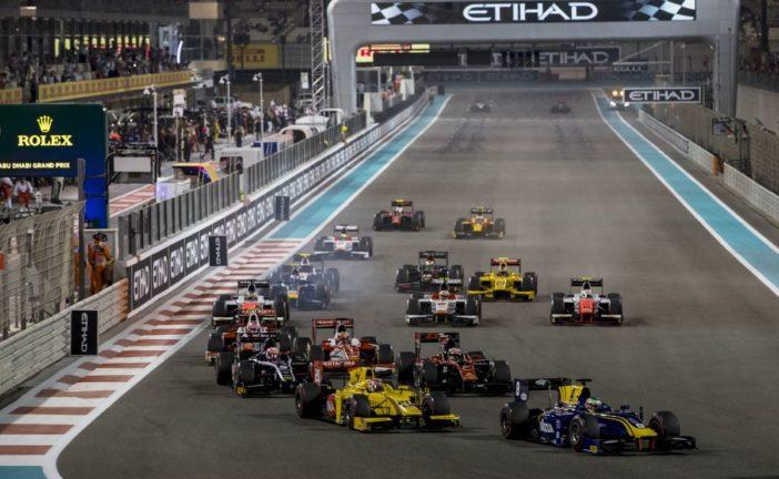 FIA Formula 2 – Rowland builds Abu Dhabi feature win