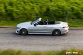 Essai – Mercedes-AMG C43 Cabriolet