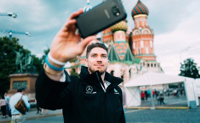 """Edoardo Mortara: """"There are very few people who take into account your interests and their own"""""""