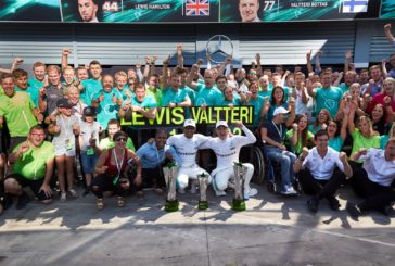 F1 – Focus surles deux derniersGrand-Prix de la saison: Hamilton titré, Sauber en progrès et Romain Grosjean en quête de confiance