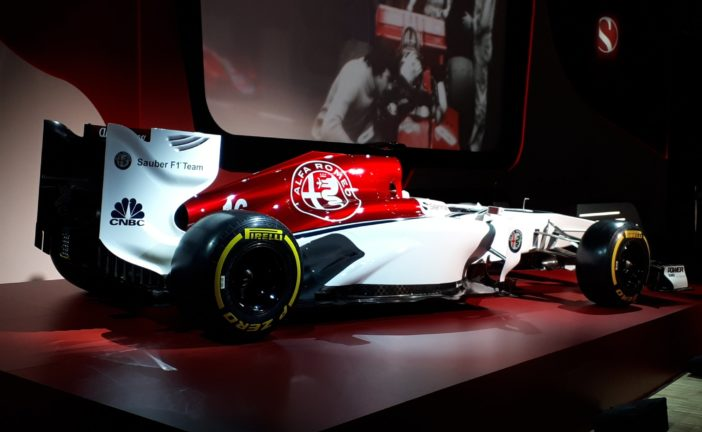 F1 – Sauber annonce un nouveau partenariat avec Alfa Romeo et son duo de pilotes pour 2018