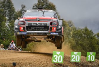 WRC – An annoying end to the season for the C3 WRCs