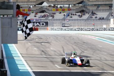 GP3 –  Boccolacci signs off with maiden win