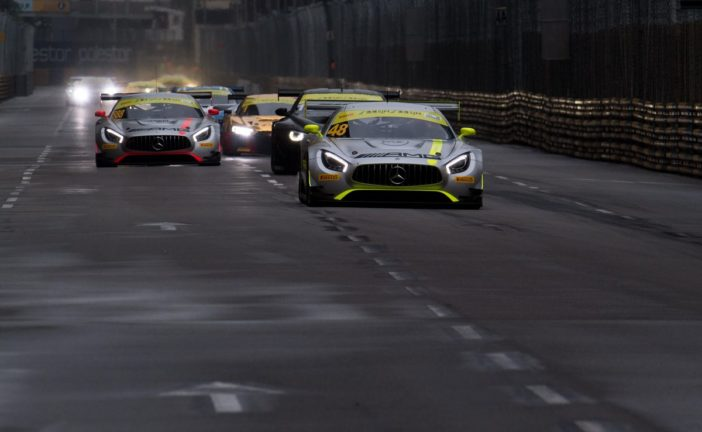 Edoardo Mortara remporte la Coupe du Monde FIA GT
