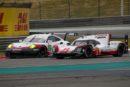 Hart erkämpfte WM-Titel für Porsche in Shanghai