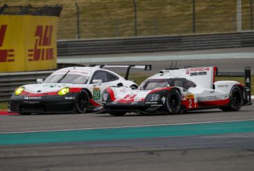 Porsche claims world championship titles after hard fight in Shanghai