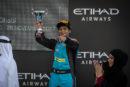 GP3 – Maini mit Podium zu Abschluss in Abu Dhabi