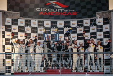 24h Series – Herberth Motorsport crowned champions at the 2017 24H COTA USA