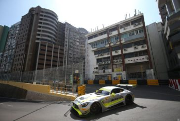 FIA GT World Cup – Edoardo Mortara en pole à Macau