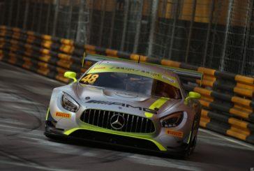 FIA GT World Cup – Edoardo Mortara remporte une course qualificative bien particulière